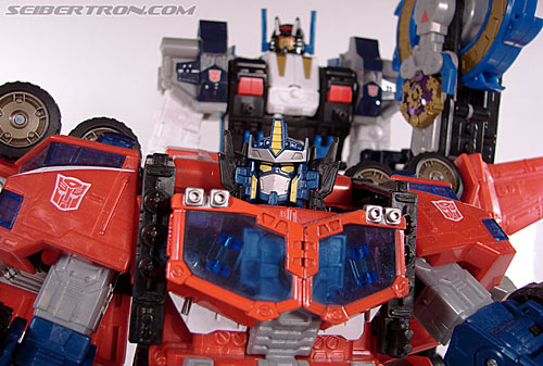 Transformers Cybertron Metroplex (Megalo Convoy) (Image #176 of 192)