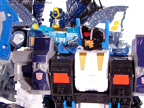 Transformers Cybertron Metroplex (Megalo Convoy) (Image #189 of 192)
