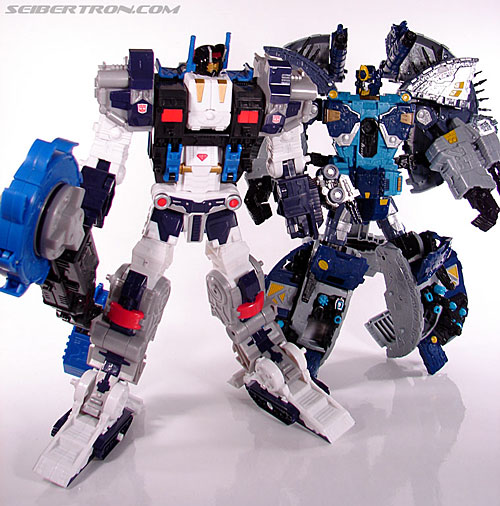 Transformers Cybertron Metroplex (Megalo Convoy) (Image #191 of 192)