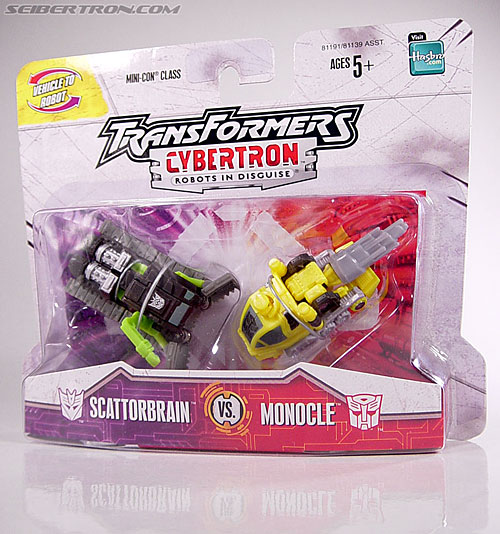 Transformers Cybertron Monocle (Image #8 of 44)