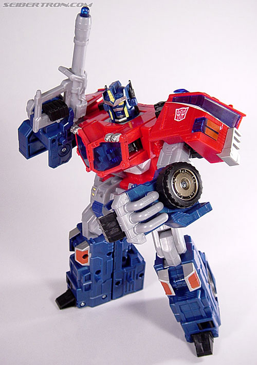 Transformers News: Top 5 Best Optimus Prime Super Mode Transformers Toys
