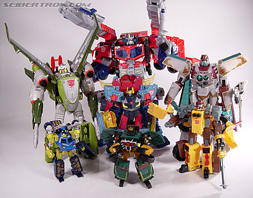 Transformers News: Top 5 Most Show Accurate Transformers Toylines