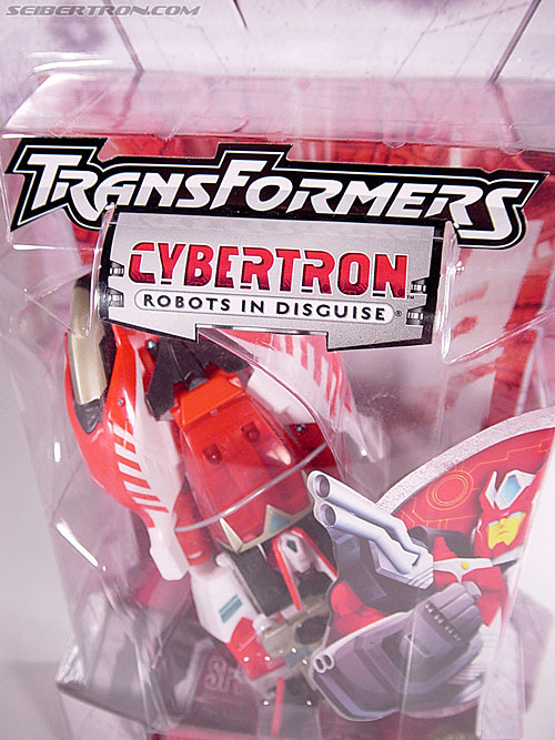 Transformers Cybertron Override (Nitro Convoy) (Image #2 of 85)