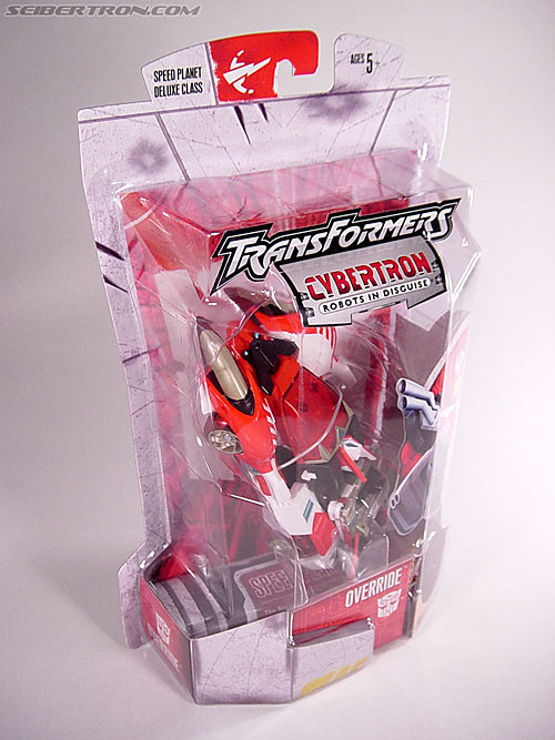 Transformers Cybertron Override (Nitro Convoy) (Image #4 of 85)