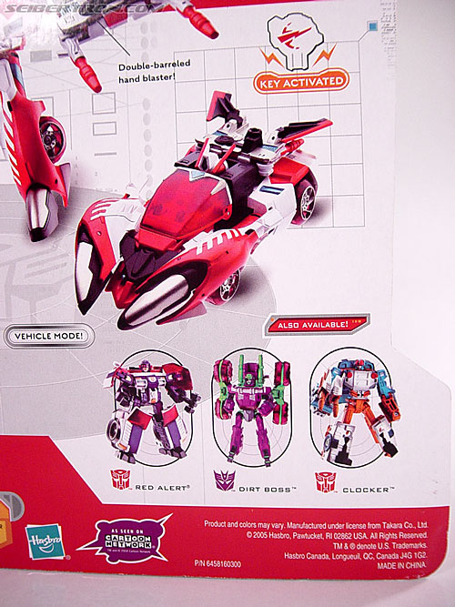 Transformers Cybertron Override (Nitro Convoy) (Image #8 of 85)