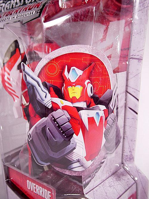 Transformers Cybertron Override (Nitro Convoy) (Image #11 of 85)