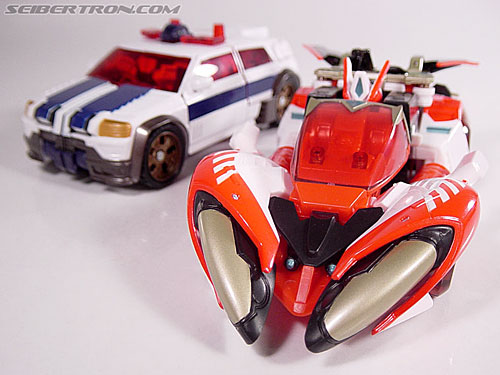Transformers Cybertron Override (Nitro Convoy) (Image #31 of 85)