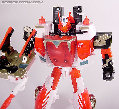 Transformers Cybertron Override (Nitro Convoy) (Image #58 of 85)
