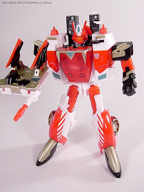 Transformers Cybertron Override (Nitro Convoy) (Image #59 of 85)