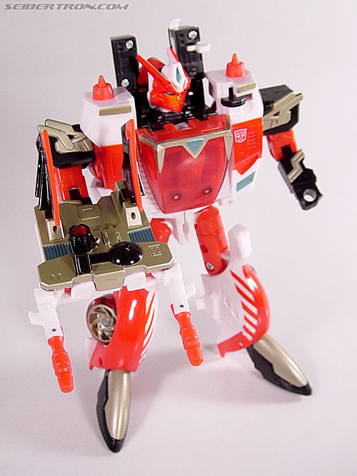 Transformers Cybertron Override (Nitro Convoy) (Image #60 of 85)