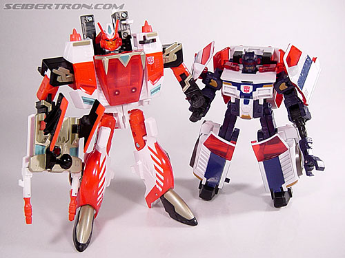 Transformers Cybertron Override (Nitro Convoy) (Image #82 of 85)