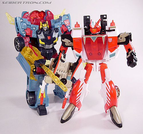 Transformers Cybertron Override (Nitro Convoy) (Image #84 of 85)
