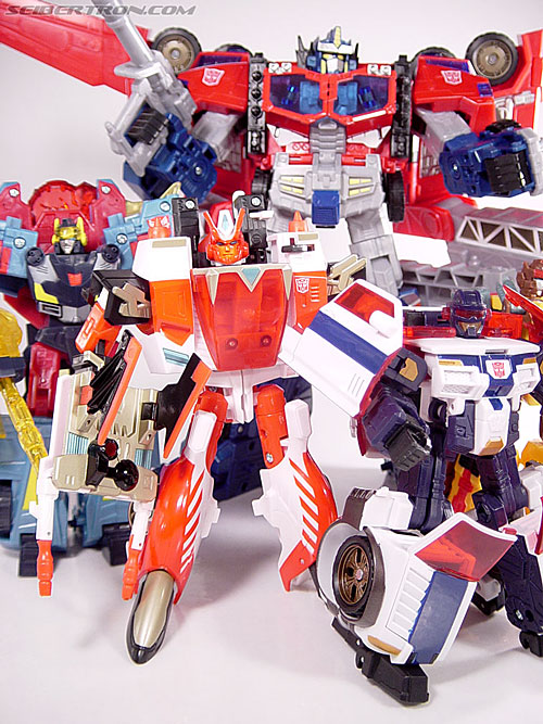 Transformers Cybertron Override (Nitro Convoy) (Image #85 of 85)