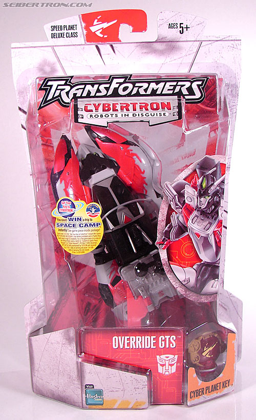 Transformers Cybertron Override GTS (Image #1 of 75)
