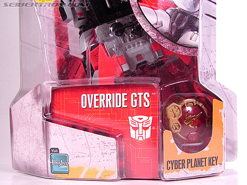 Transformers Cybertron Override GTS (Image #2 of 75)