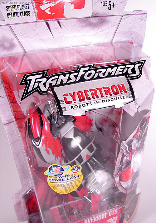 Transformers Cybertron Override GTS (Image #3 of 75)