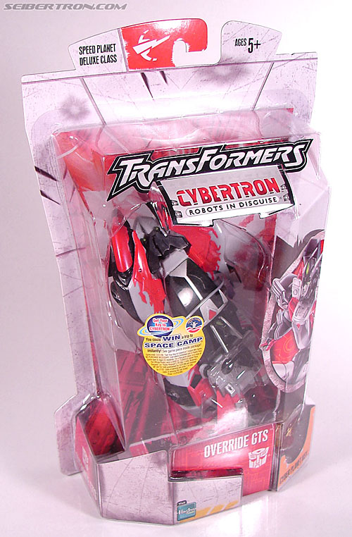 Transformers Cybertron Override GTS (Image #4 of 75)