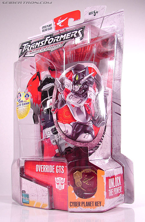 Transformers Cybertron Override GTS (Image #10 of 75)