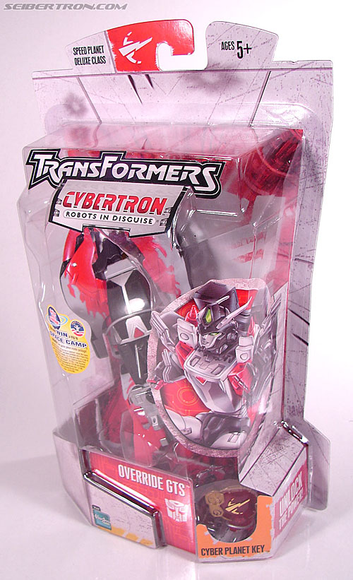Transformers Cybertron Override GTS (Image #11 of 75)