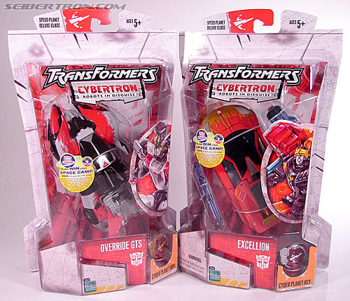 Transformers Cybertron Override GTS (Image #14 of 75)