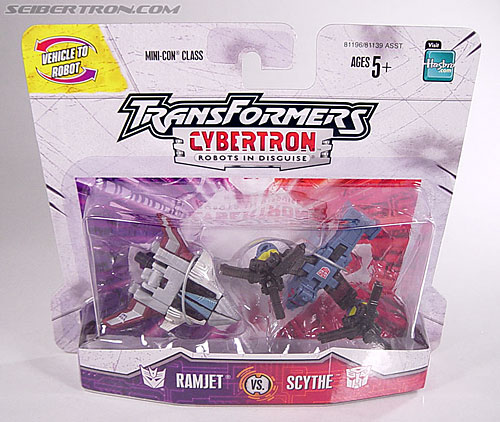 Transformers Cybertron Ramjet (Image #1 of 44)