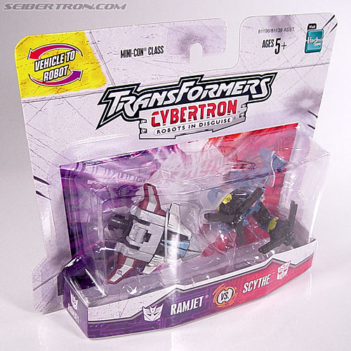 Transformers Cybertron Ramjet (Image #3 of 44)