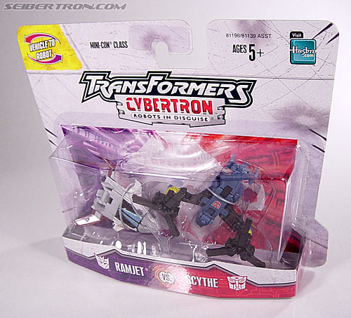 Transformers Cybertron Ramjet (Image #9 of 44)