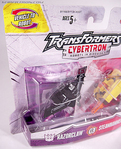Transformers Cybertron Razorclaw (Image #3 of 56)