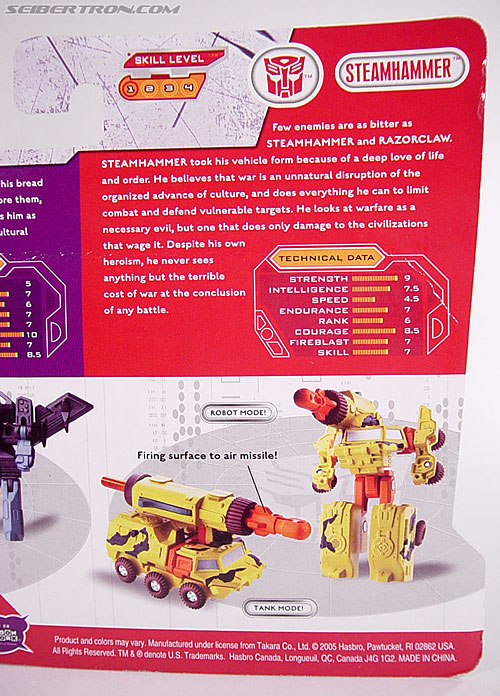 Transformers Cybertron Razorclaw (Image #6 of 56)
