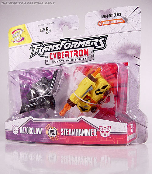 Transformers Cybertron Razorclaw (Image #10 of 56)