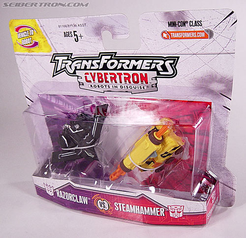 Transformers Cybertron Razorclaw (Image #11 of 56)