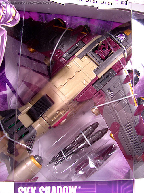 Transformers Cybertron Sky Shadow (Image #2 of 90)
