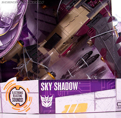Transformers Cybertron Sky Shadow (Image #3 of 90)