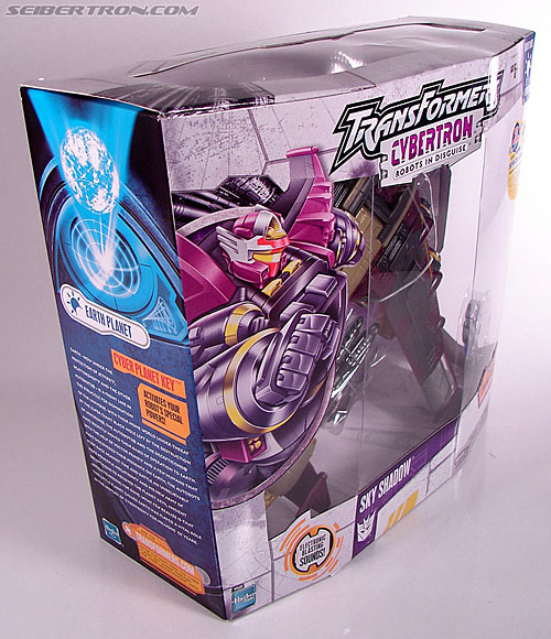 Transformers Cybertron Sky Shadow (Image #6 of 90)