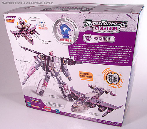Transformers Cybertron Sky Shadow (Image #9 of 90)