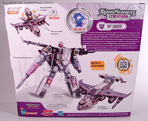 Transformers Cybertron Sky Shadow (Image #10 of 90)
