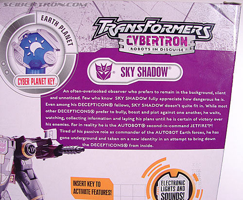 Transformers Cybertron Sky Shadow (Image #11 of 90)