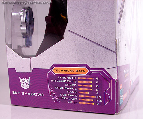 Transformers Cybertron Sky Shadow (Image #15 of 90)
