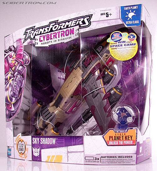 Transformers Cybertron Sky Shadow (Image #17 of 90)