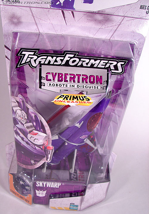 Transformers Cybertron Skywarp (Image #2 of 113)