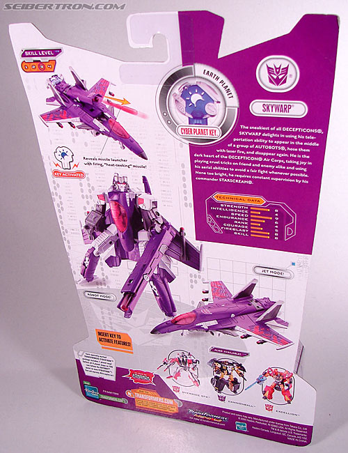 Transformers Cybertron Skywarp (Image #9 of 113)