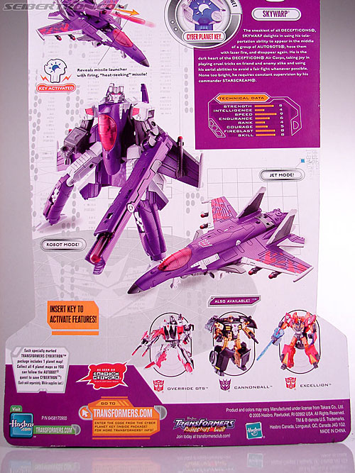 Transformers Cybertron Skywarp (Image #13 of 113)