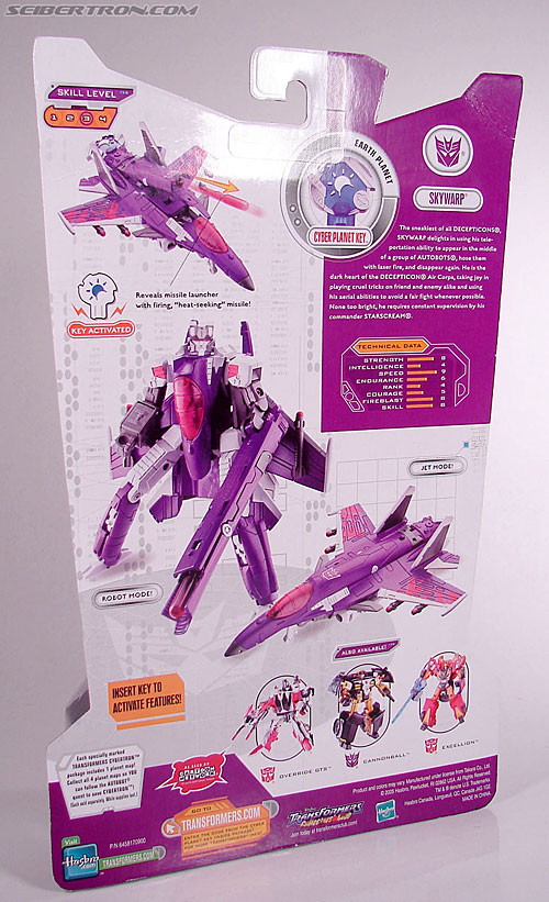 Transformers Cybertron Skywarp (Image #14 of 113)