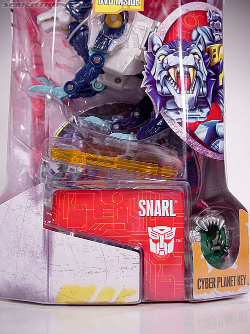 Transformers Cybertron Snarl (Fang Wolf) (Image #2 of 108)