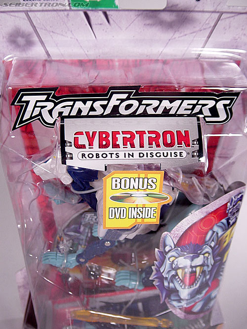 Transformers Cybertron Snarl (Fang Wolf) (Image #3 of 108)