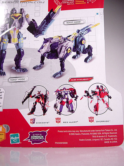 Transformers Cybertron Snarl (Fang Wolf) (Image #10 of 108)