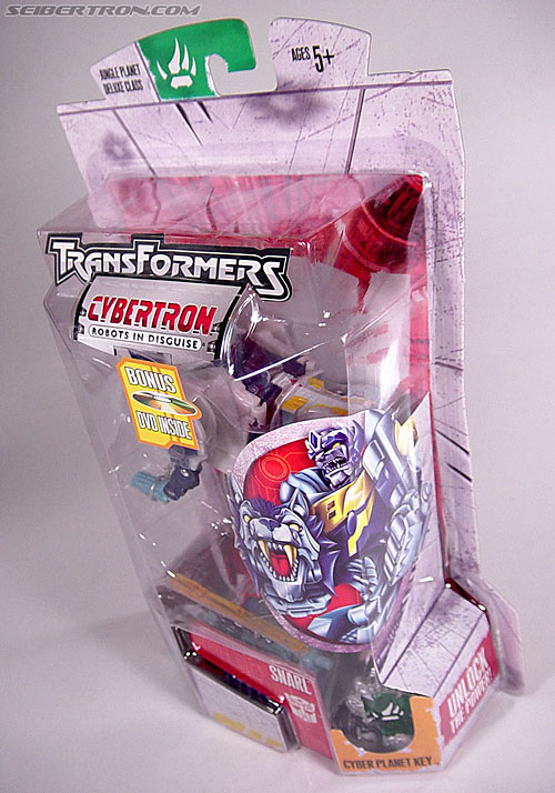 Transformers Cybertron Snarl (Fang Wolf) (Image #13 of 108)