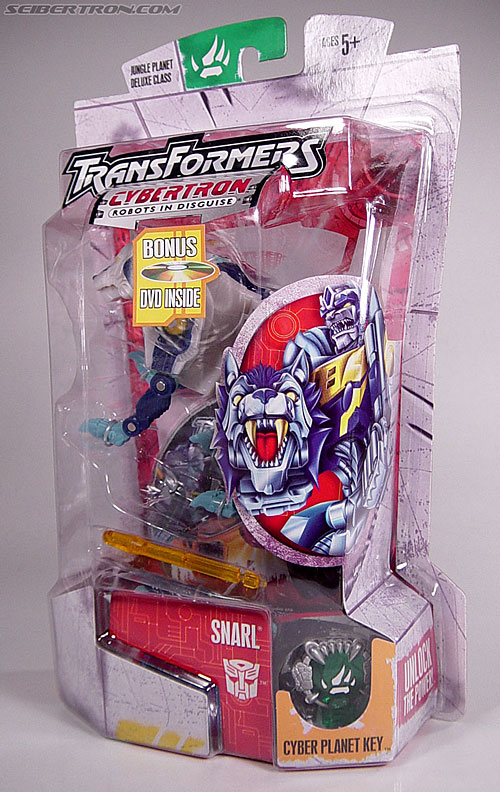 Transformers Cybertron Snarl (Fang Wolf) (Image #14 of 108)