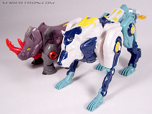 Transformers Cybertron Snarl (Fang Wolf) (Image #18 of 108)