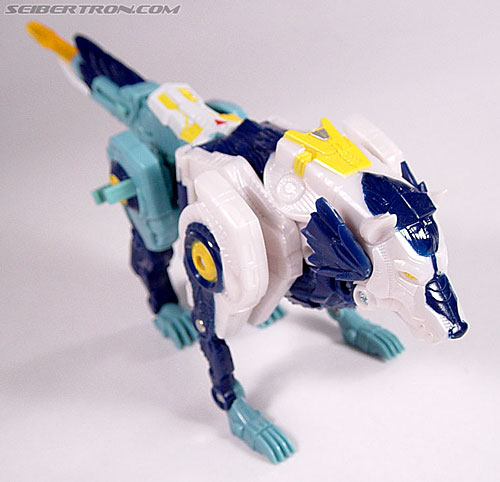 Transformers Cybertron Snarl (Fang Wolf) (Image #26 of 108)